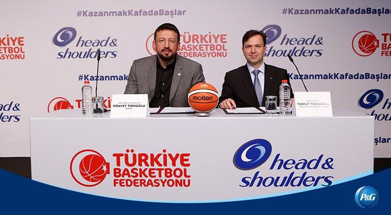 TBF, Head&Shoulders ile Sponsorluk Anlaşmasını 1 Yıl Uzattı