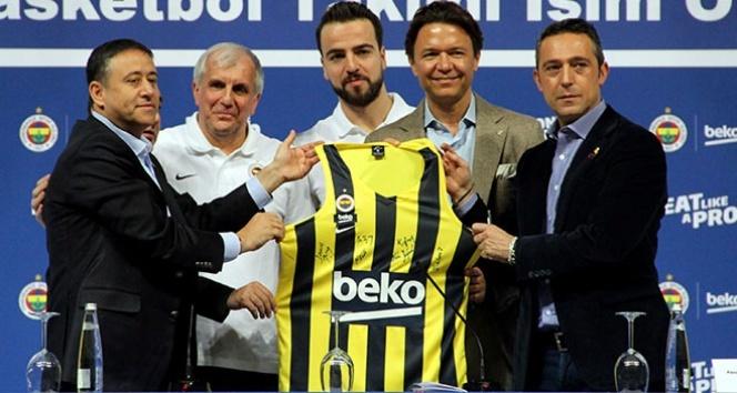 Fenerbahçe Erkek Basketbol Takımı'nın İsim Sponsoru BEKO