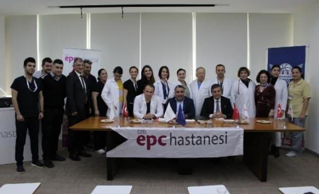 EPC Hastanesi – Gündoğdu Adana Basketbol Kulübü Sağlık Sponsorluğu