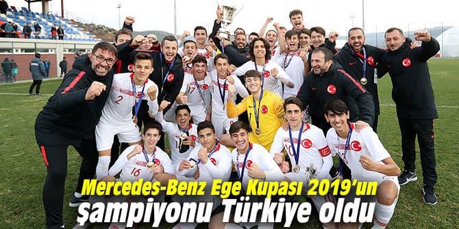 Ege Kupası 2019 Mercedes-Benz Türk İsim Sponsorluğunda Sekizinci Kez Gerçekleşti