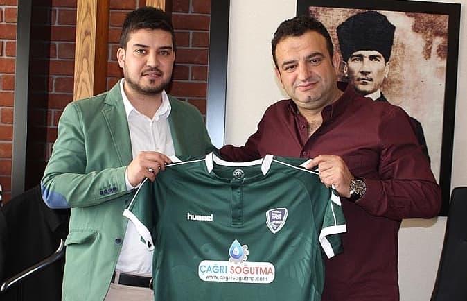 Konya Anadolu Selçukspor ile Çağrı Soğutma Forma Sponsorluğu