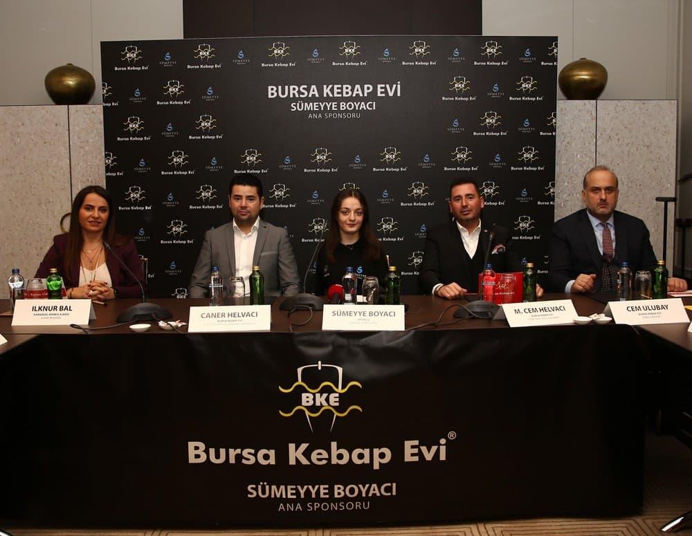 Paralimpik Milli Yüzücü Sümeyye Boyacı'ya Bursa'dan Sponsor