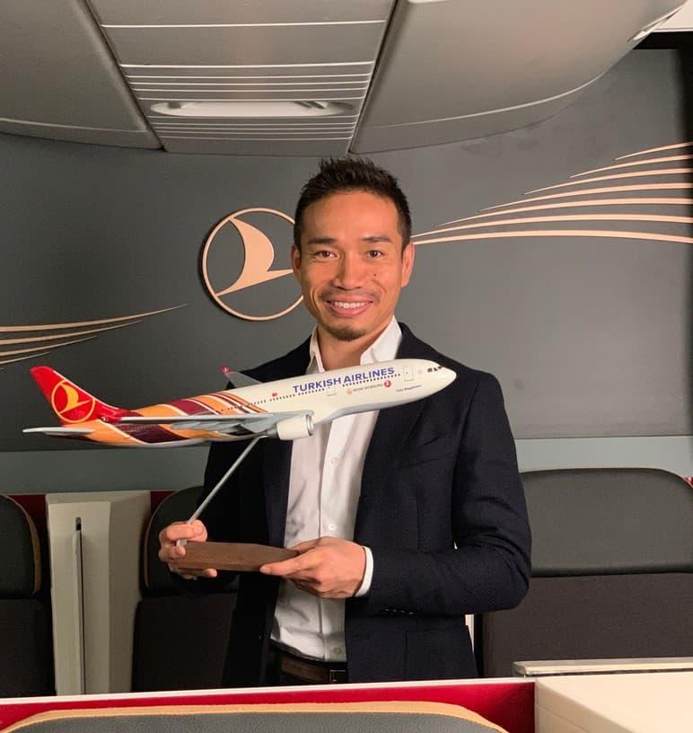 Türk Hava Yolları, Yuto Nagatomo ile Sponsorluk Anlaşması İmzaladı