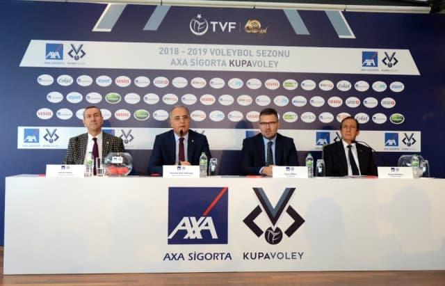 TVF'nin Resmi Sigorta Sponsoru AXA Sigorta Oldu