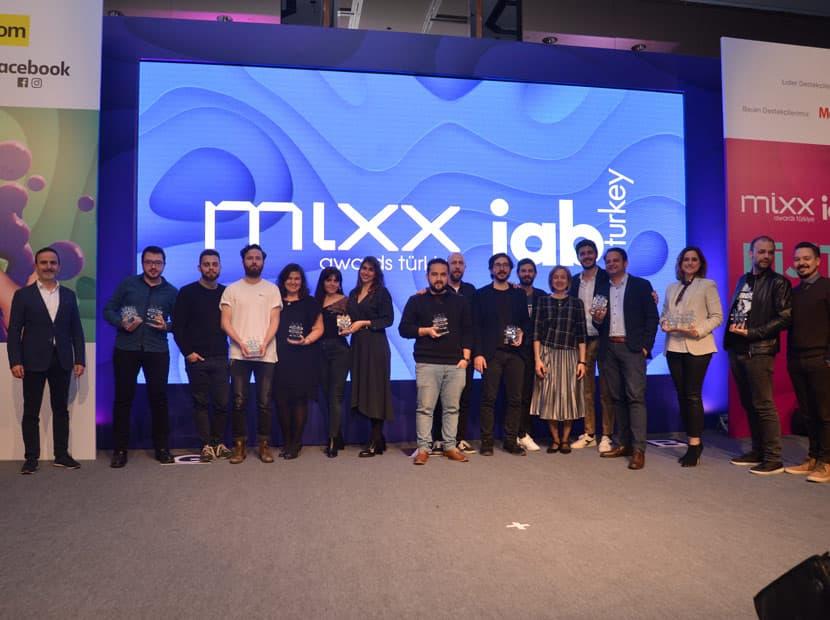 9. MIXX Awards Türkiye Ödülleri Sahiplerini Buldu