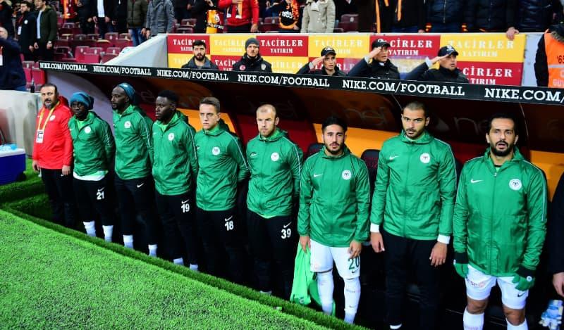 Atiker Konyaspor, Nike Anlaşmasını Bitirip Lotto ile Anlaşacak