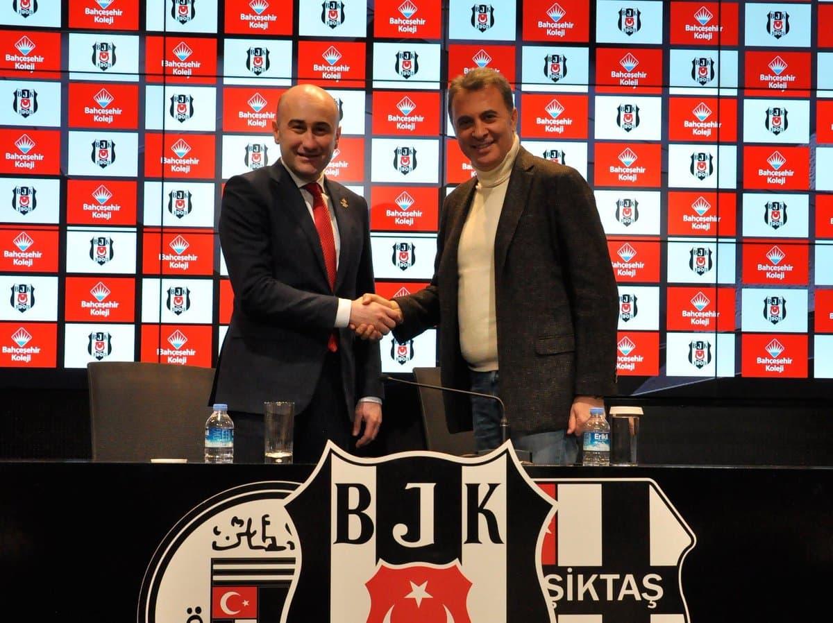 Bahçeşehir Koleji – Beşiktaş Forma Şort Sponsorluğu Anlaşmasının Detayları