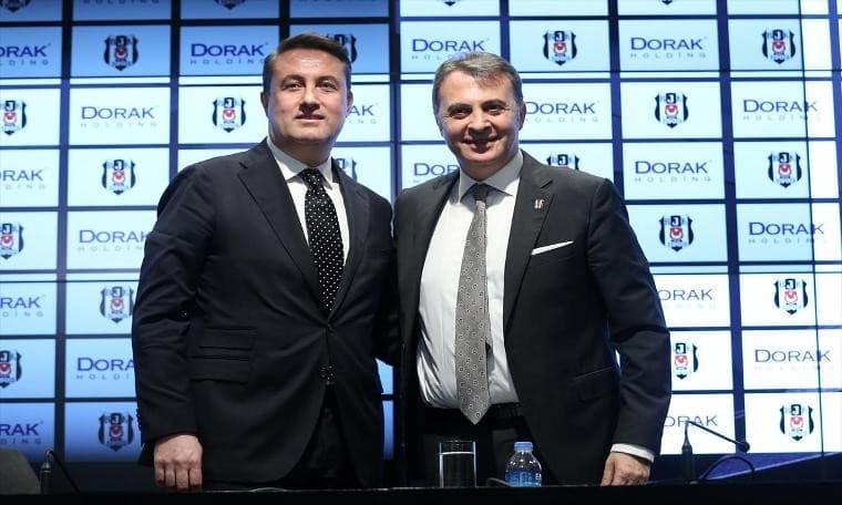 Beşiktaş, Dorak Tour ile Sponsorluk Anlaşması İmzaladı