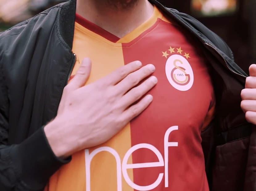 Galatasaray'ın Sponsoru Nef'ten Sevgililer Günü'ne Özel Kampanya