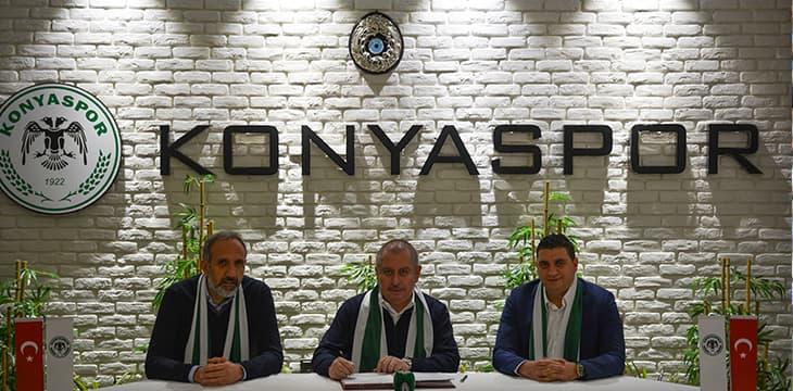 Konyaspor, Sigorta Center Group ile Sponsorluk Anlaşması İmzaladı