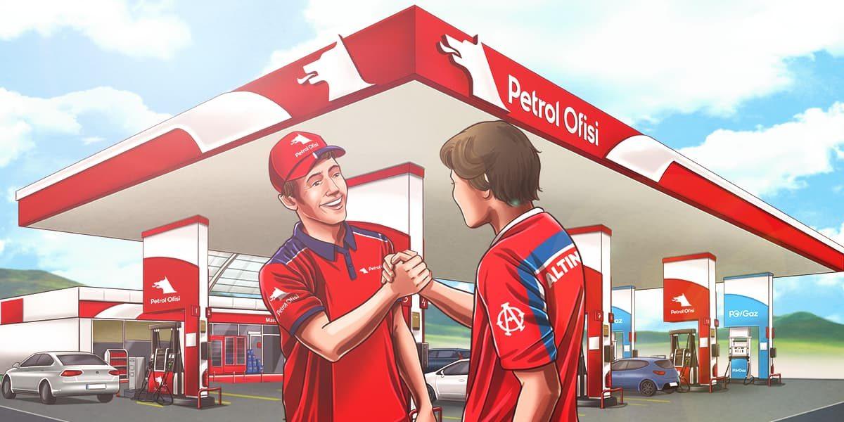 Petrol Ofisi, Altınordu Sponsorluğu Hakkında Reklam Filmi Yayınladı