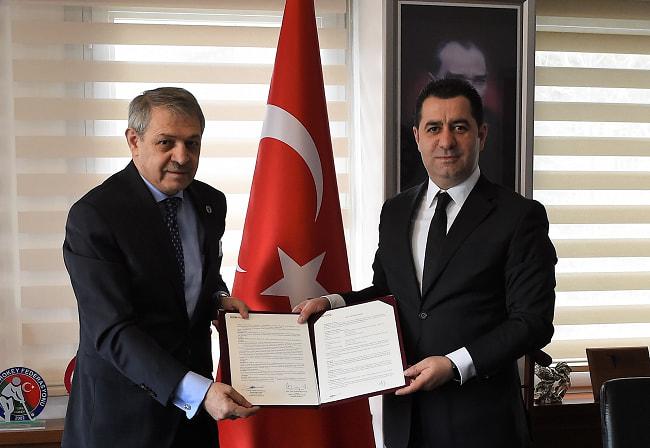 Spor Toto, Türkiye Boks Federasyonu'nun Sponsoru Oldu