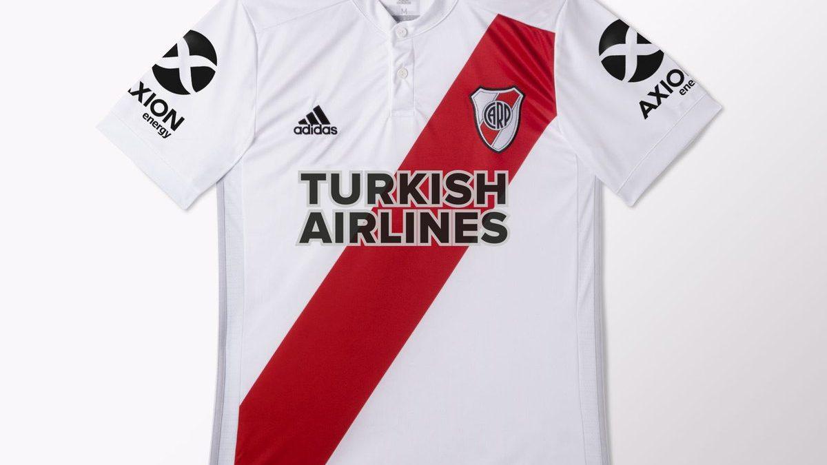 Türk Hava Yolları, River Plate Takımına Sponsor Oldu