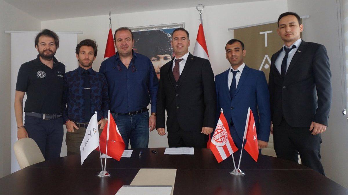 Antalyaspor Triatlon Takımı – Talya Bitkisel Sponsorluk Anlaşması