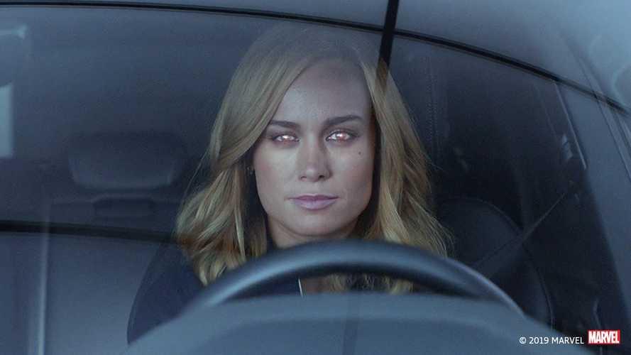 Audi, Captain Marvel'a Dünyada Neleri Kaçırdığını Gösterdi