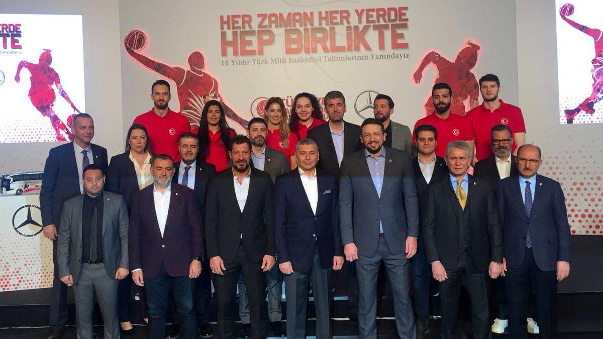 Mercedes-Benz, Basketbol Sponsorluğunu 2022 Yılına Kadar Uzattı