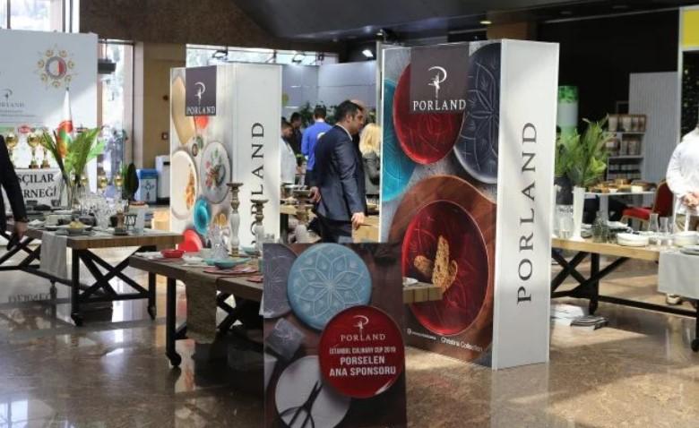 Porland, İstanbul Culinary Cup 2019'un Porselen Ana Sponsoru oldu