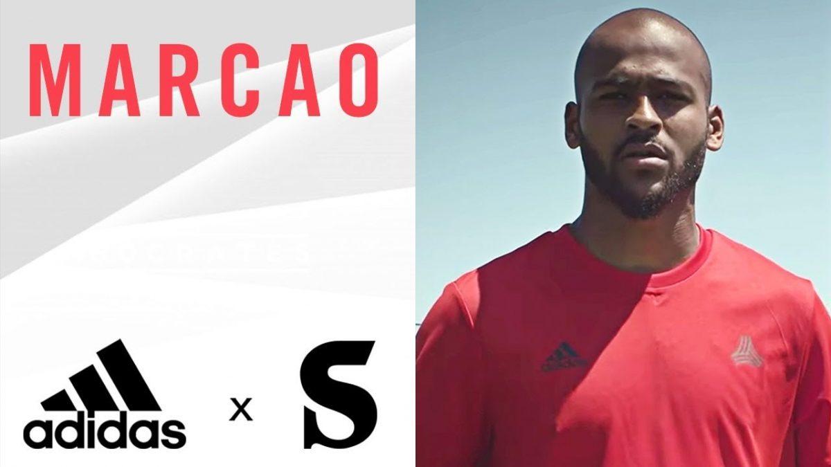 Marcao, adidas ile Sponsorluk Anlaşması İmzaladı
