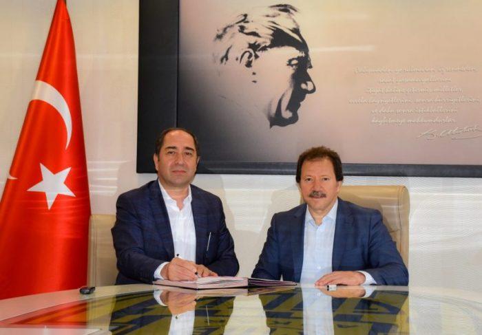 Ankaragücü, Beypazarı Maden Suyu ile Sponsorluk Anlaşması İmzaladı