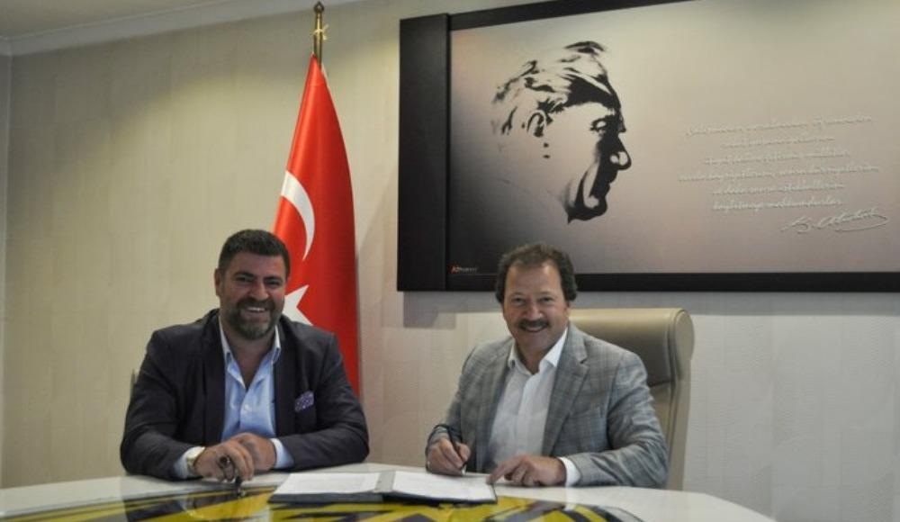 Boran Otomotiv MKE Ankaragücü'ne Sponsor Oldu