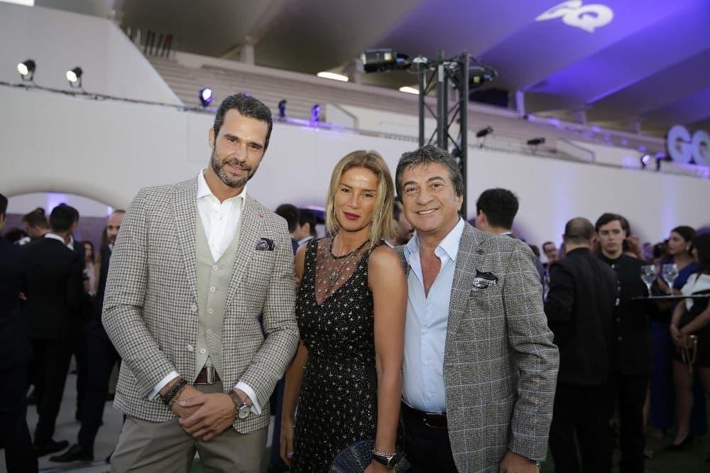 GQ, İspanya'daki 25. Yılını D'S Damat Sponsorluğunda Kutladı