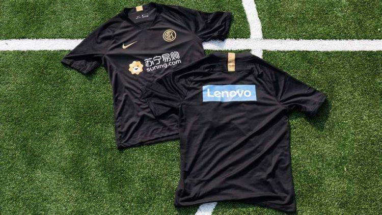 Lenovo Inter'e Sponsor Oldu