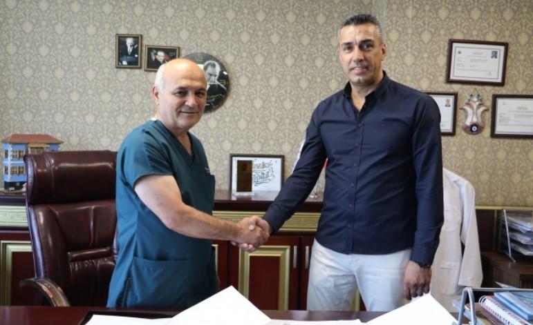 Manisa Büyükşehir Belediyespor, Grandmedical Hospital ile Anlaştı