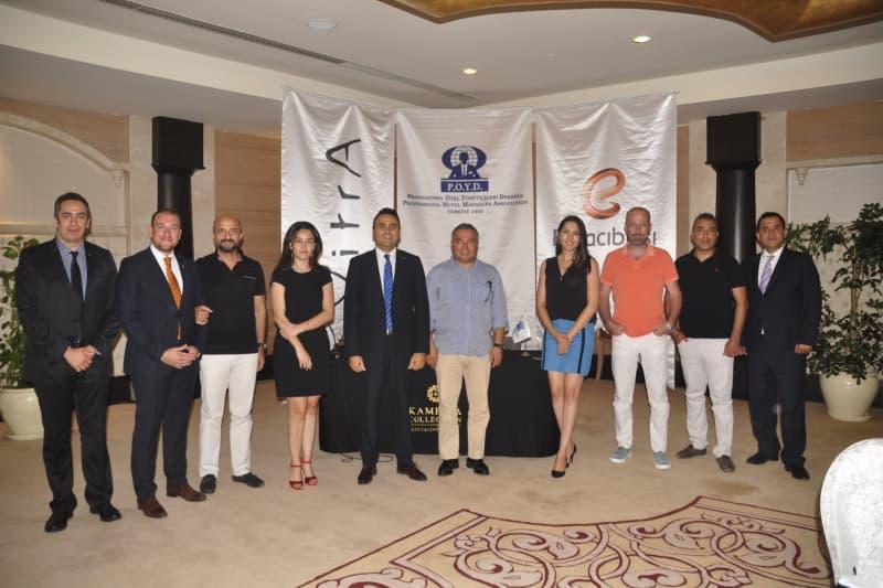 POYD, Vitra ile Sponsorluk Anlaşması İmzaladı