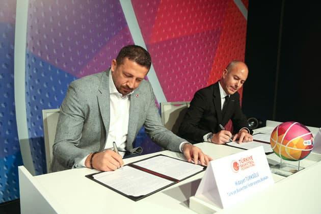 Tatilbudur.com Türkiye Basketbol Federasyonu ile Sponsorluk Anlaşması İmzaladı
