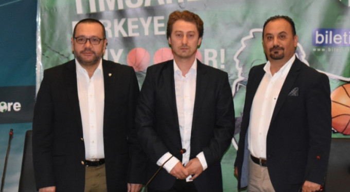 Biletinial, Bursaspor Basketbol Takımı'na Sponsor Oldu