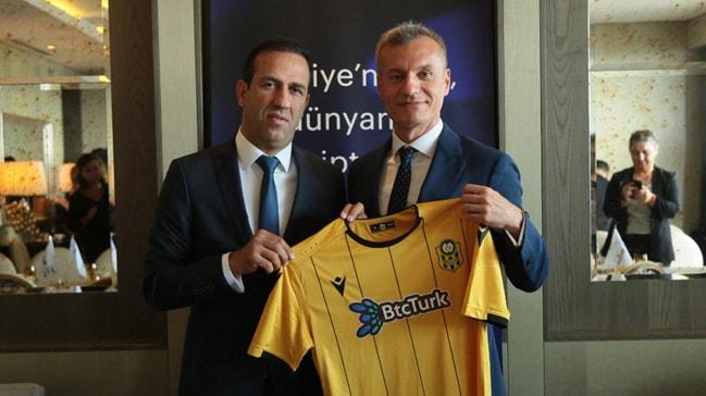 BtcTurk, Yeni Malatyaspor'un İsim Sponsoru Oldu