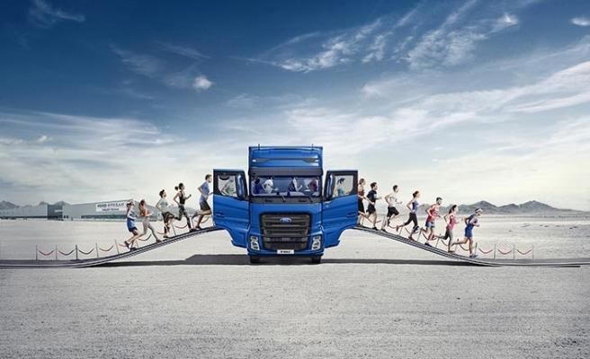 Eskişehir Kurtuluş Yarı Maratonu'nun Bu Seneki Sponsoru Ford Otosan