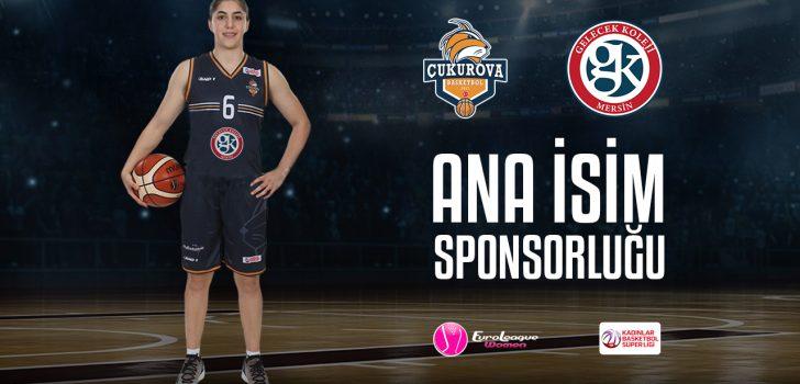 Gelecek Koleji, Çukurova Basketbol'un İsim Sponsoru Oldu
