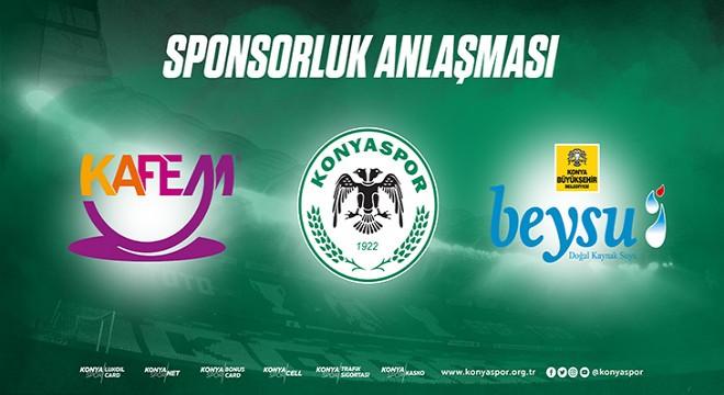 Konya Büyükşehir Belediyesi İki İştiraki İle Konyaspor'a Sponsor Oldu