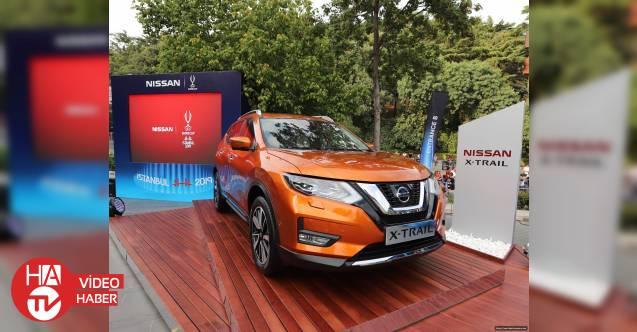 Nissan, UEFA Süper Kupa Finali'ne Damga Vurdu