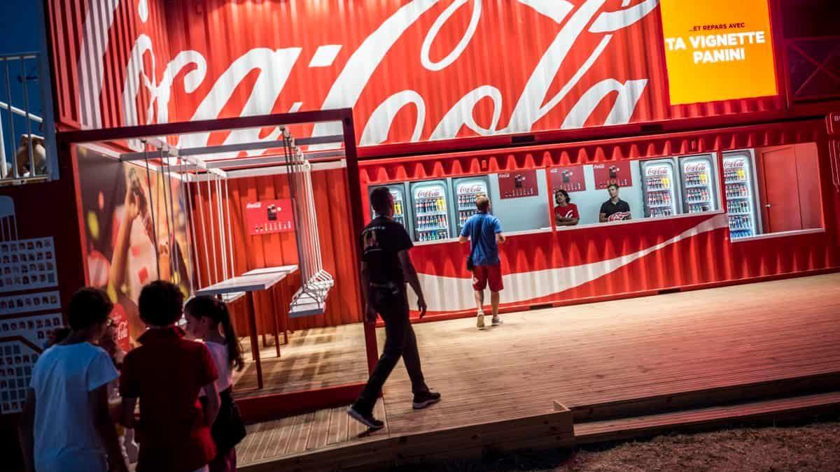 Coca-Cola UEFA 2020'nin Resmi Sponsorları Arasında Yerini Aldı