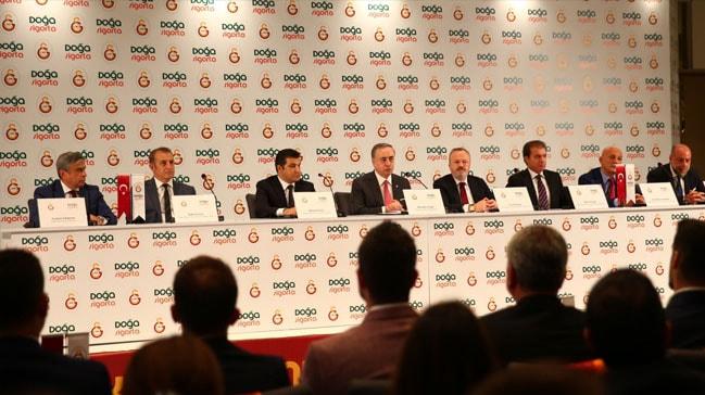 Doğa Sigorta, Galatasaray Erkek Basketbol Takımı'nın İsim Sponsoru Olmaya Devam Edecek