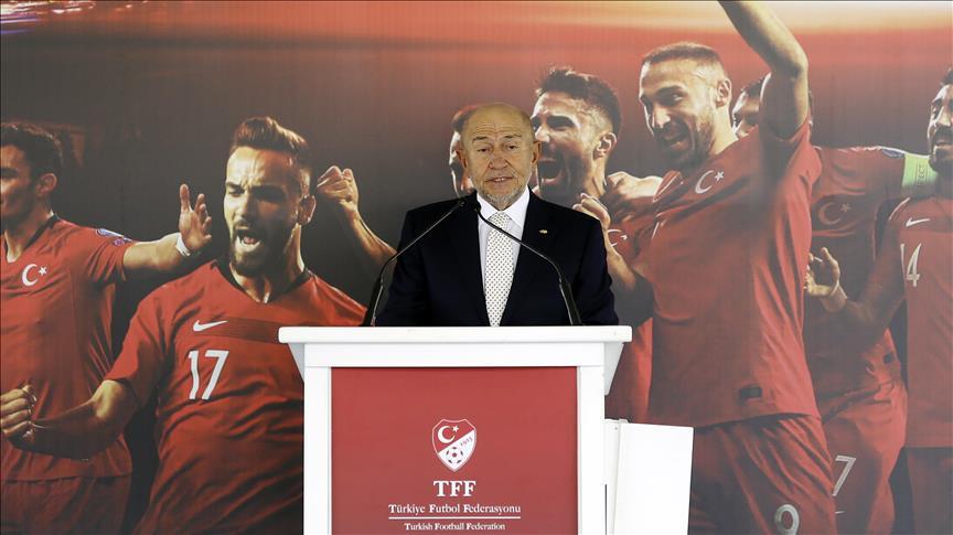 TFF ve A Milli Takım, Sponsorlarını Ağırladı