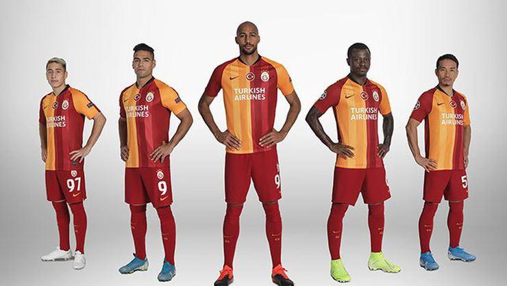 THY, UEFA Şampiyonlar Ligi Kapsamında Galatasaray'ın Göğüs Sponsoru Oldu