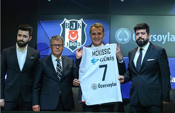 Özersoylar'dan Beşiktaş Sompo Japan Basketbol Takımı'na Destek
