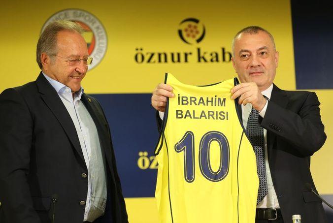 Fenerbahçe Kadın Basketbol Takımı'nın İsim Sponsoru Öznur Kablo Oldu
