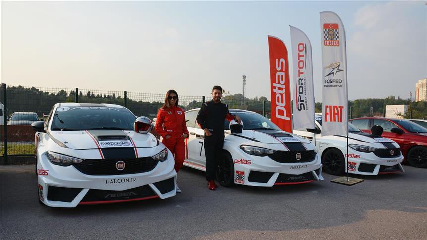 """Fiat ve Petlas Sponsorluğunda Düzenlenen """"TOSFED Yıldızını Arıyor"""" Projesinin Final Yarışları Yapıldı"""