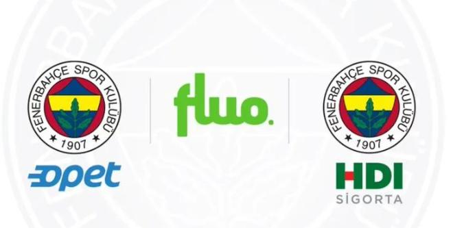 Fluo ve Fenerbahçe Sponsorluk için Anlaşmaya Vardı