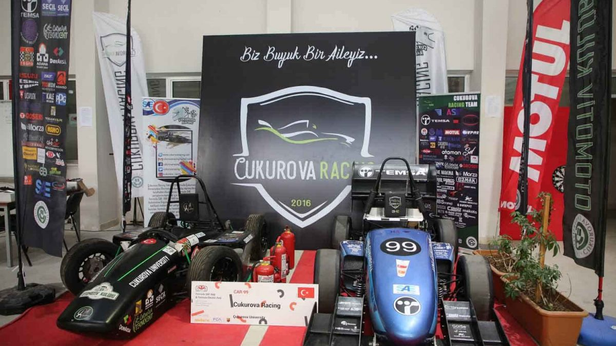 Groseri, Çukurova Racing Takımı'nın Gümüş Sponsoru Oldu