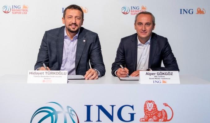 ING Bank Basketbolun Değişmeyen Rengi Olmaya Devam Edecek