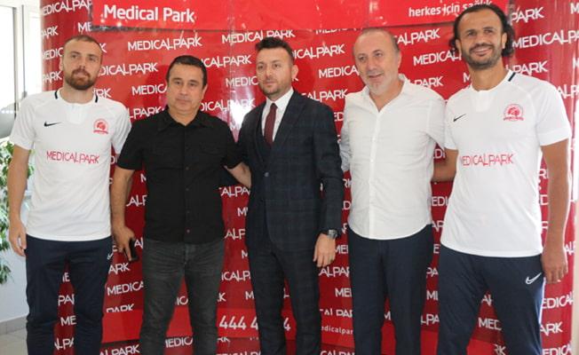 Medical Park, 3. Lig Takımlarından Batman Petrolspor'a Sponsor Oldu