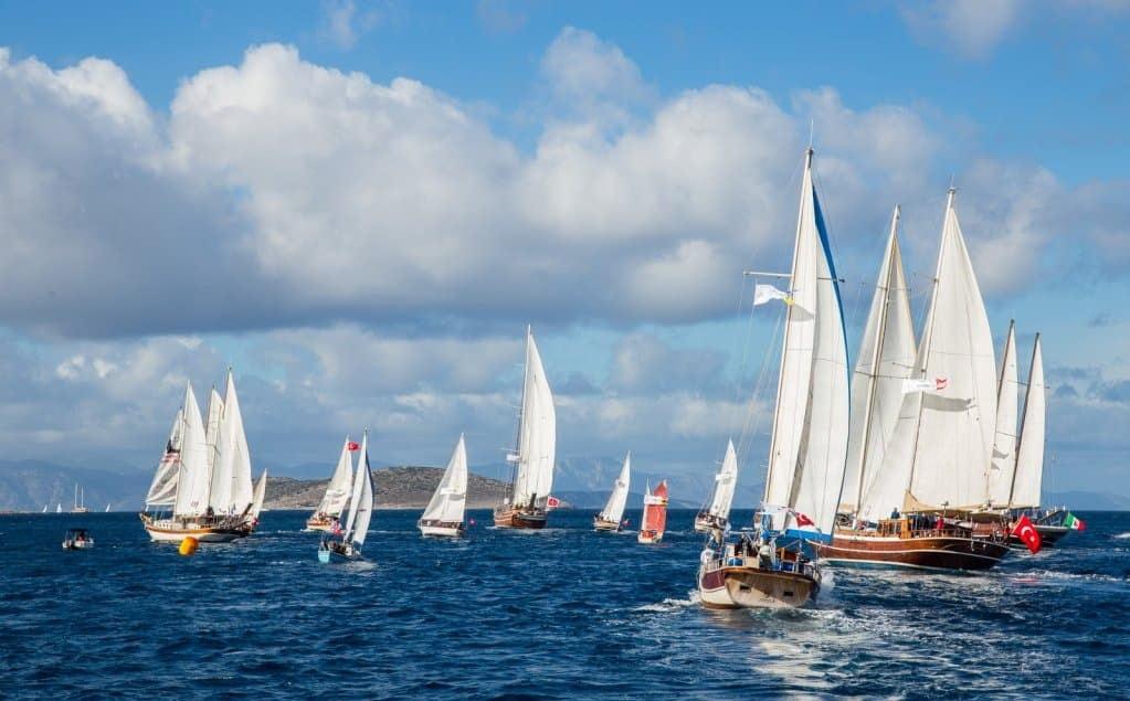 The Bodrum Cup Yelken Yarışları American Hospital Sponsorluğunda Başladı