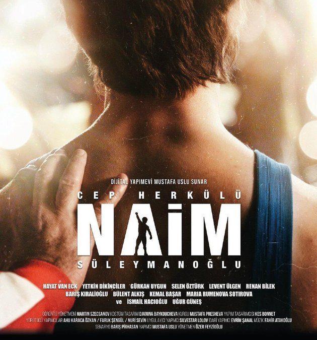 Cep Herkülü: Naim Süleymanoğlu Filmi 22 Kasım'da Sınav Eğitim Kurumları Sponsorluğunda Vizyona Girecek