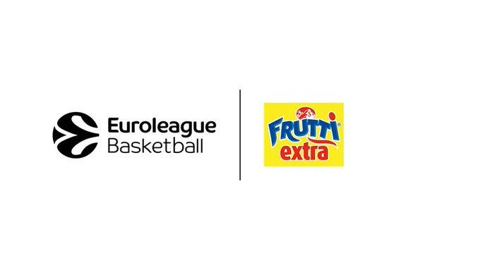 Frutti Extra Euroleague'in Almanya Bölge Sponsoru Oldu