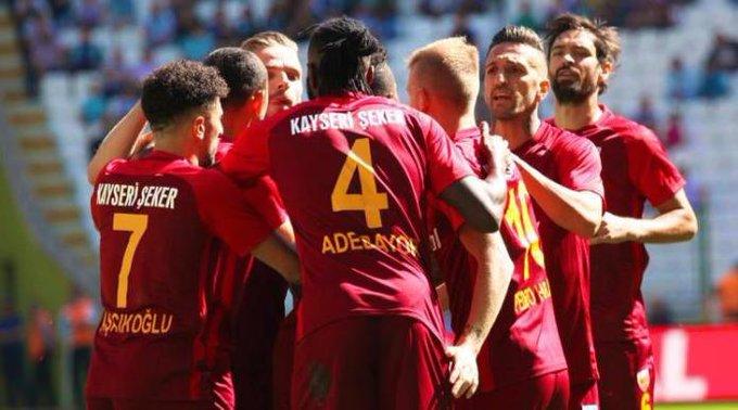 HES Kablo, Ligin İkinci Yarısından İtibaren Kayserispor'un İsim Sponsoru Olacak